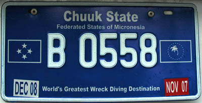 Chuuk State World's Greatest Wreck Diving Destination