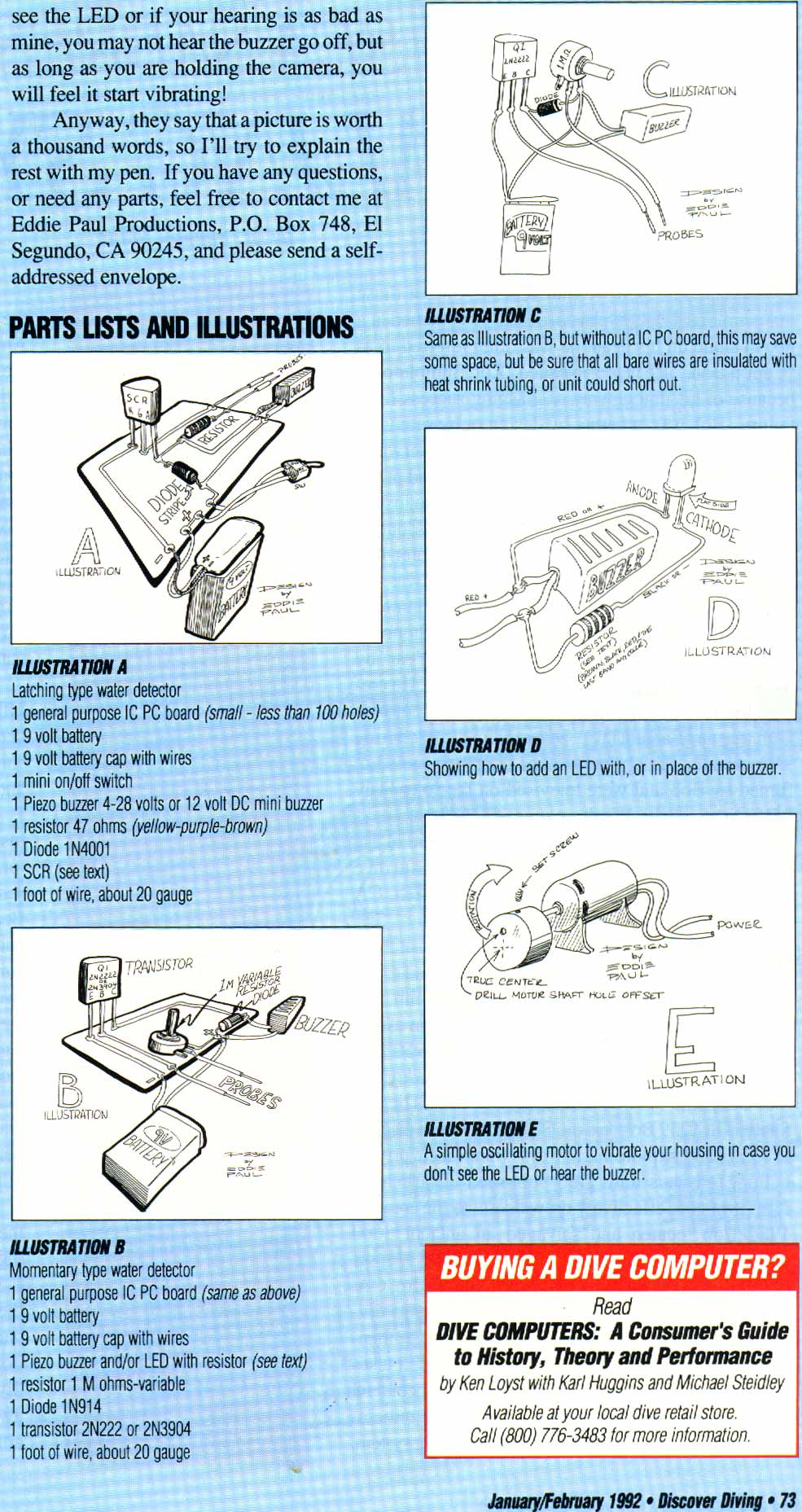 Skips Underwater Image Gallery Equipment Wiring Instructions Fidelity Investments My